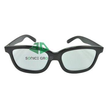 Plastic Circular Polarized 3D Glasses,SNCPL003P