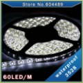 10m/lot SMD 3528 Led Strips Flexible waterproof white strip lighting for decoration Free shipping