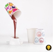 coffee lamp promotion