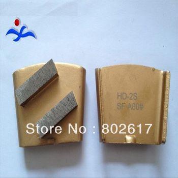 diamond floor grinding polishing plate HD-2S