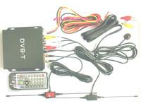 DVB-T998 DVB-T car mobile set top box ,Car HDMI tv box ,Auto SD MPEG4 TV Tuner ,auto dvb-t, car tv receiver, free shipping