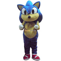Fancytrader EPE Head Sonic the Hedgehog Mascot Costume, Sonic Mascot Costume Free Shipping FT19998