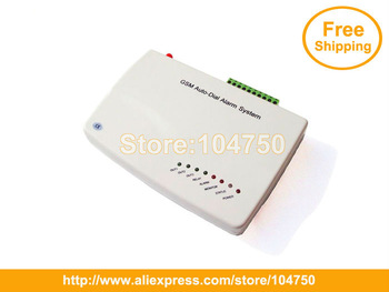 EMS Free Shipping! 3pcs/lot, NEW Black Cover Wireless GSM Home Alarm system GSM-007M Quad band(850/900/1800/1900MHZ)