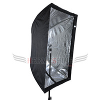 Free shipping & Tracking # - New Professional 60cm x 90cm Umbrella Softbox soft box Reflector Speedlight - AD1199