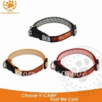Whole sale with free Size 20*40cm pet product adjustable dog collar ring