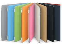 Magnetic Smart Cover, PU Leather Case, Magic Stand for Apple iPad 2 / new ipad / ipad 3 Wake Up Sleep ,  Free Shipping
