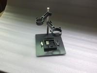Free shipping F204 High quality BGA  hot gun clamp/ hot air gun holder  for Mobile phone, laptop
