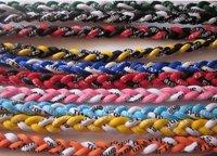 2012 free shiping new monster and engry 2 /3 rope bracelet with monster logo sport energy bracelet for men bracelet