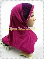 HG004 Popular GIRL muslim long HIJAB