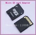 Wholesale  Micro SD/TF card TO SD card  Adapter 200pcs/lot Free shipping