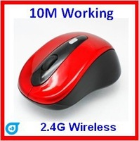 free shipping+2.4G Wireless mouse FACTORY  SALES DIRECTLY  wholesale