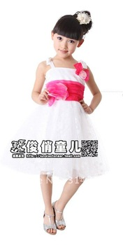 Children's dancewear, dance dress, ballet tutu, ballroom sets, flower skirt