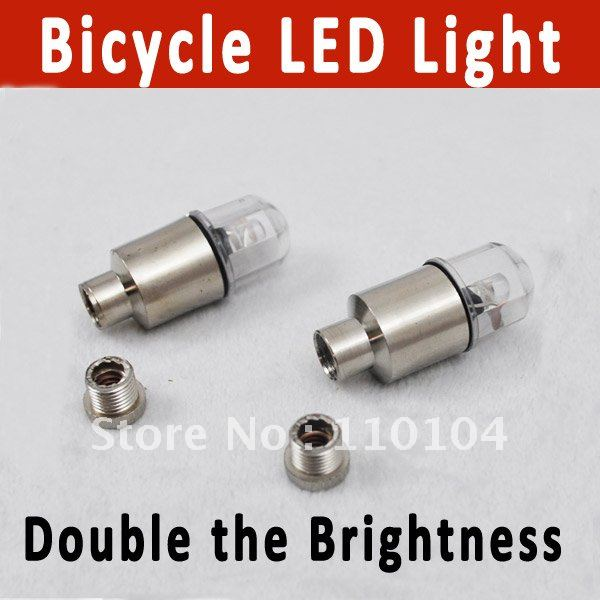 Motorcycles/Tyrefly Wheel /Bicycle LED Light/Tyre Valve Cap Lights(China (Mainland))