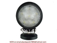 free shipping  18W 9-32v LED work light for truck, mining, tractor   CE/ROSH/flood beam(60 degree),spot beam(30 degree)