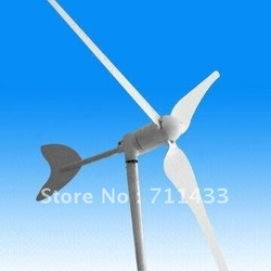 50w 100w 200w 300w 400w 600w 1kw smallest wind generator /wind turbine(China (Mainland))