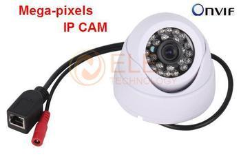 Mini IP Camera 720P Securiy HD Network CCTV Camera Mega pixel indoor Network IP Camera ,ONVIF H.264 free shipping