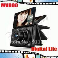 Original Samsung MV800 16.1MP Digital Camera Free Shipping