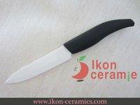"""Free Shipping! High Quality Zirconia New 100% 5"""" Ikon Ceramic utility knife (AJ-5001W-AB)"""