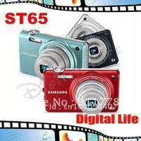 Original Samsung ST65 14.2 MP Digital Camera Free Shipping