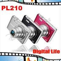 Original Samsung PL series PL210 14.2 MP Digital Camera
