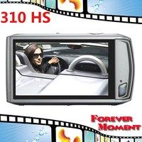"Canon IXUS 310 HS Digital Camera 4.6x Optical Zoom,12MP Sensor Resolution,3.2""Display Size"