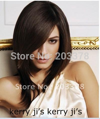 Medium Brown Haircuts