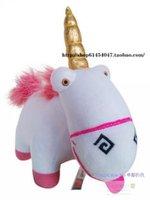 New  3D Eye Despicable Me Uincorn Minions Plush Toys 30Pcs/Lot