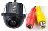 Drop Shipping 170 Night vision Car Rear View Camera Backup Reverse Color Camera 2565