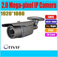 2 Megapixel / 1080P FULL HD IP CAMERA DVR + NIGHT VISION + WI-FI + POE KE-HDC332