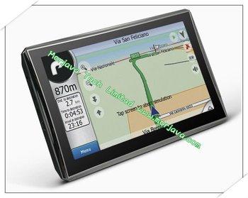 2014 NEW ARRIVAL navigator gps 7 inch with WINCE 6.0 CPU 600mHz FM RAM 128M ROM 4G Built-in Antenna BT AV-IN DTV OPT