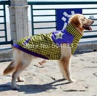 large dog winter clothes big dogs warm jacket padding vest windbreaker for golden retriever 4colors