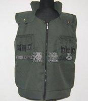Naruto Ninja Hatake Kakashi Vest Cosplay Costume Cos Fancy Party Free Shipping