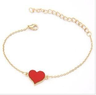 2014New Factory Price  Fashion Jewelry Heart Nice Star Bracelet HOT  BK-0064