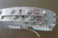 free shipping SMD3528 Flexible InfraRed (940nm) Tri-Chip LED Strip with 150 LEDs Ribbon Light Rope(YK-F3528IN-940-150-X)