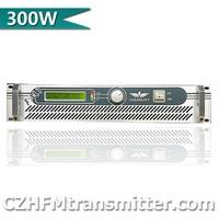 300W 2U FSN-300 Professional FM Broadcast Radio Transmitter 87.5-108 MHz