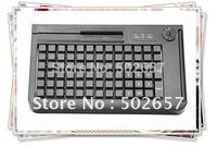 JJ-KB78 POS programmable  with 78 keys keyboard
