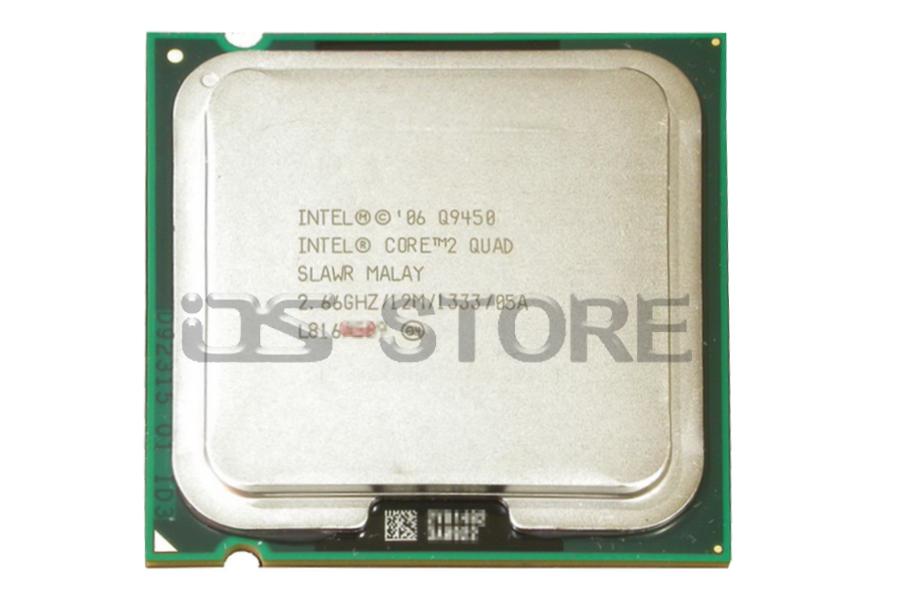 Core2 QUAD Q9450 SLAN6 SLAWR LGA775 Desktop CPU Processor 2.66Ghz ...