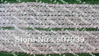 10-12CM print chiffon rose lace,chiffon flower trim,hair accessories,garment accessories,52yrds/lot,2 neons and 8 prints