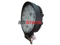 New 24W 10-30V DC LED Work Lamp Flood Beam for trucks (10062)