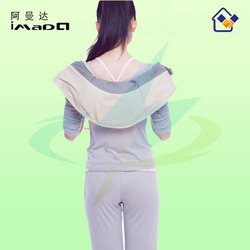 iMADA New Electric Wrap Heating Vibrator Shoulder Massager Neck Massager Beat back massage(China (Mainland))