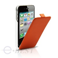 Ifand brand UltraSlim leather battery case for iPhone 4/4S  Free shipping!!!
