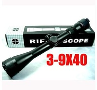 3-9x40 Mil-Dot Deer Hunting Rifle Scope Free Mounts