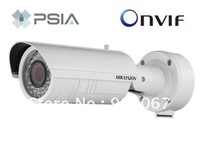 Hikvision camera DS-2CD8253F-EI, IR Bullet Network Camera, Hikvision Network Camera with IP&IR