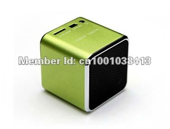 JH-MD06 Music  Speaker loud mini speaker,5 colors speaker tone quality