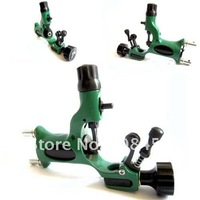 2012 Free shipping Green DRAGONFLY Rotary Tattoo gun