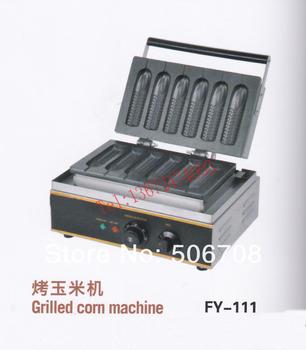 Free shipping~Electric corn maker, corn grill, corn oven, / Sausage baking machine/Hot Dog Lolly Waffle maker machine
