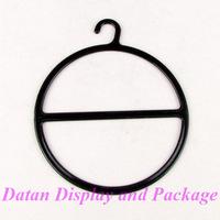 Wholesale 40 Black Plastic Necktie Scarf Hanger Display Stand Holder Closet Organizer