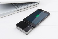 Android smartphone external battery pack 1800mAh