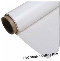 4011 white translucent 2.35m width PVC stretch ceiling film