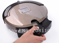 (For Russian Buyer Only) Wet Cleaning Robot (Sweep,Vacuum, Mop, Sterilize)LCD,Touch Button